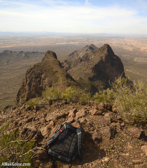 picacho peak hunter trail