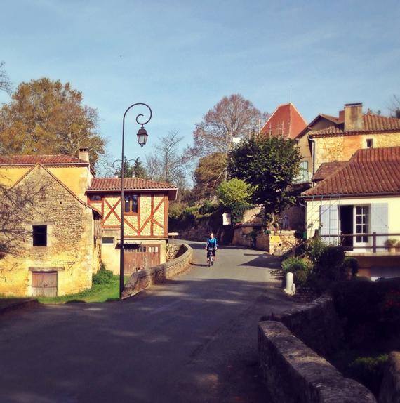 Dordogne biking