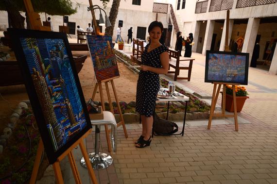 RAK Fine Art Festival