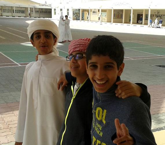 Ras Al Khaimah school