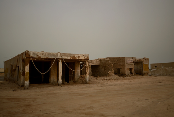 Jazirat Al Hamra ghost village