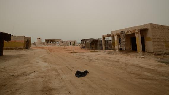 Jazirat Al Hamra ghost town